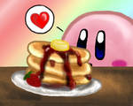 Breakfast with Kirby