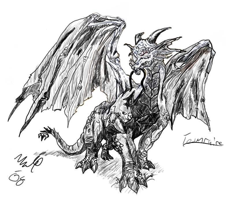 huzzah to the dragon by piro2247