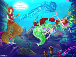 Collab, or I did it! by Caterinna
