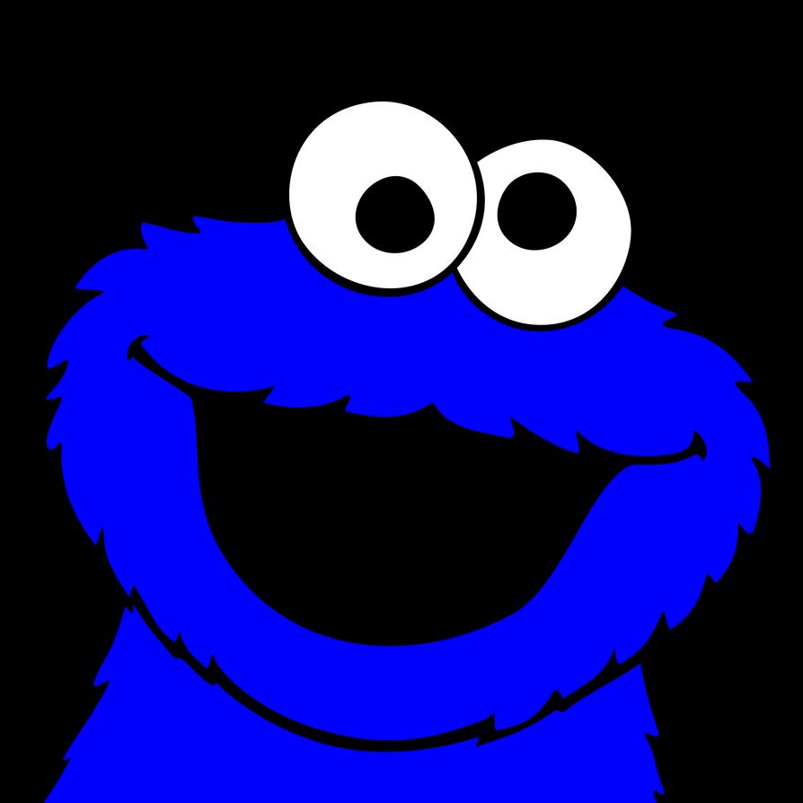 Cookie Monster Vector by plzexplode on DeviantArt