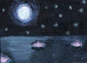 Night on the Pond by Turducken