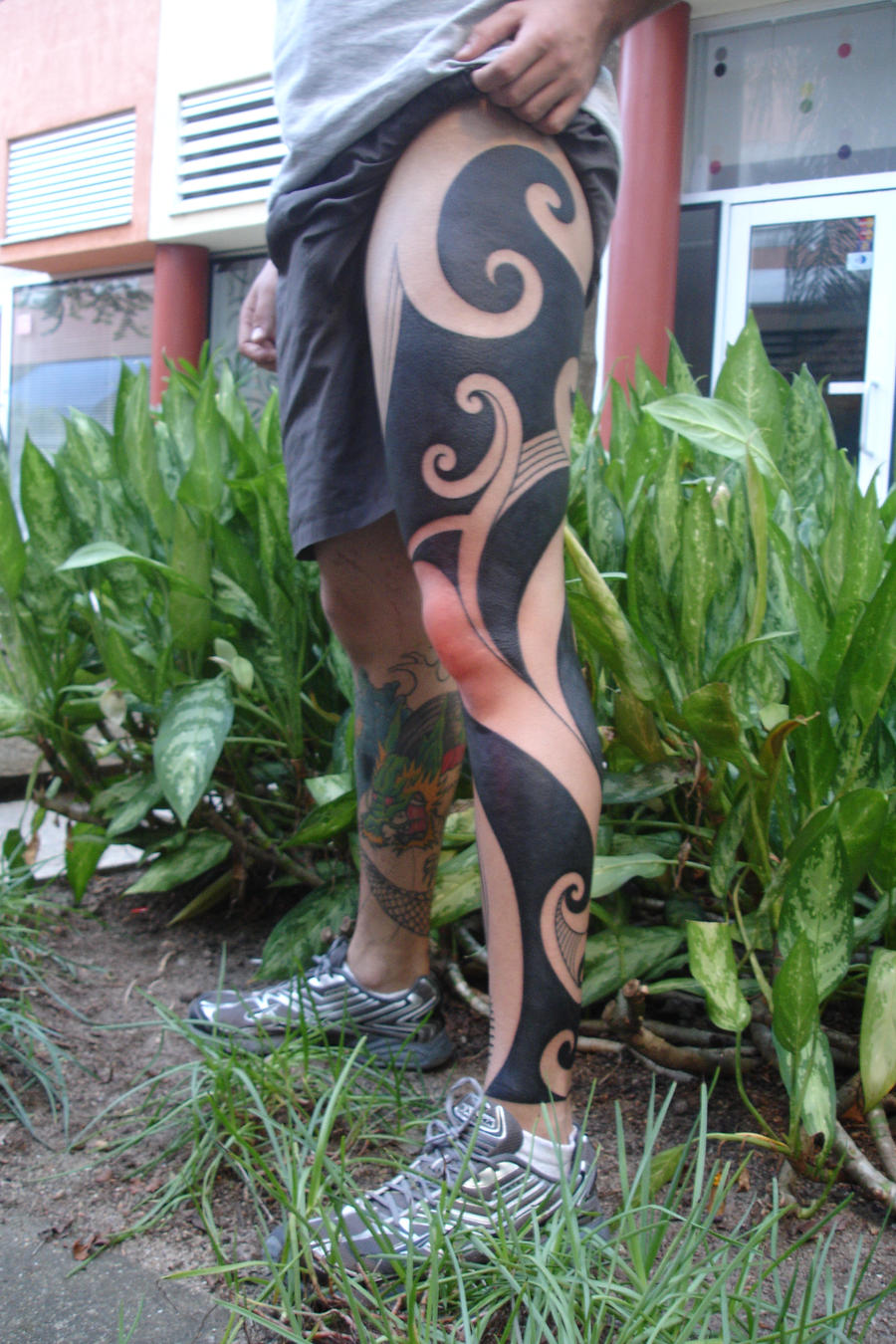Tattoo tribal by PintordePeles