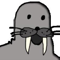 I am the Walrus by shadow-doggie