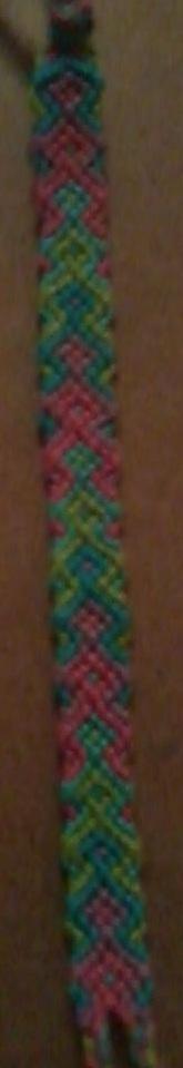 Friendship bracelet_3 by AlexisJane