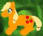 Soft and Sweet Applejack by Hucklberri