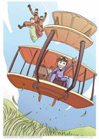 time to fly by Alexisvivallo