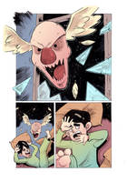 the little book of horrors Pg 2