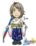 FFX: Chibi Yuna