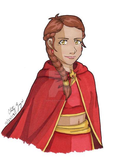 FireHeart: Speaker Kaina