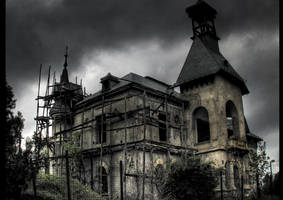 marghiloman castle by zoop-zoop