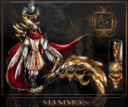 Mammon - Greed