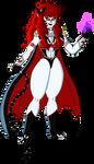 Zillah, Daughter of Cain by MonztarArtwork