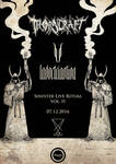Sinister Live Ritual II - Poster Design