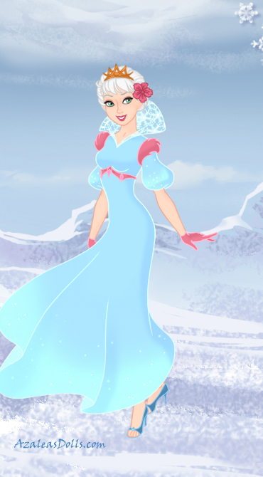 Queen Elsa by WDisneyRP-Charlotte