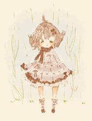 [ The - Grass - Grows - Like - S e a w e e d ] by N0RIELLE