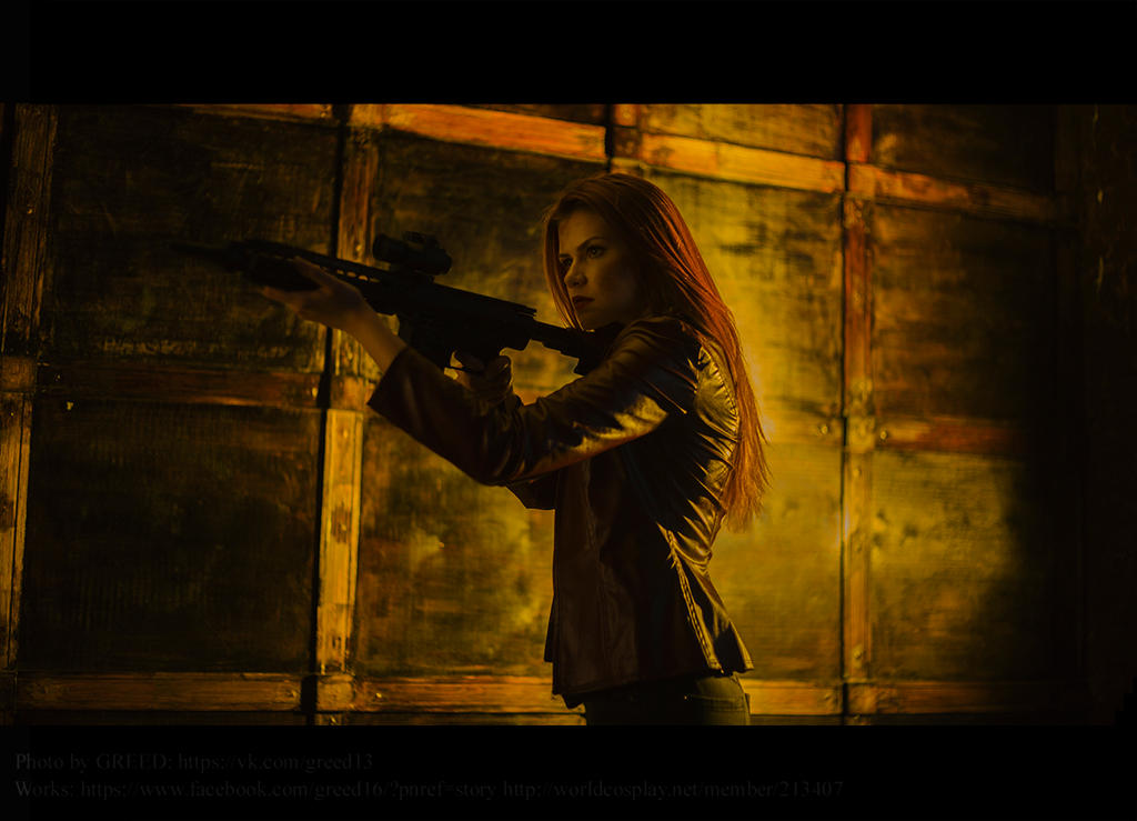 Resident Evil The Final Chapter: Claire Redfield [Resident Evil:The Final Chapter] By