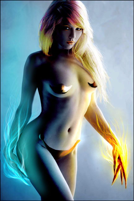 Fire and ice erotic