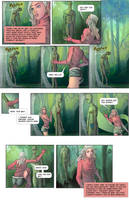 End of All fantasy comic elves by discipleneil777