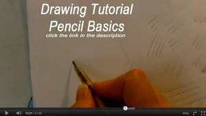Drawing Tutorial Pencil Basics by discipleneil777