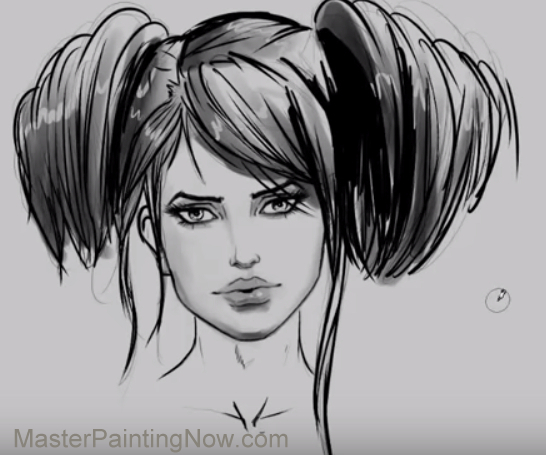 How to Draw a Sexy Face Tutorial by discipleneil777
