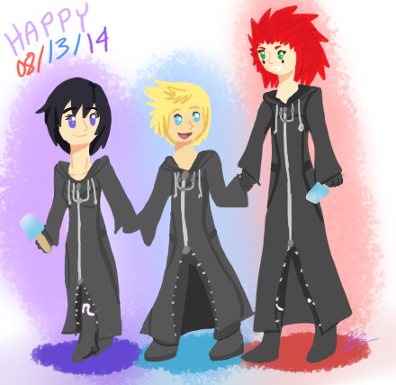HAPPY AKUROKUSHI DAY by xCrazyKatx