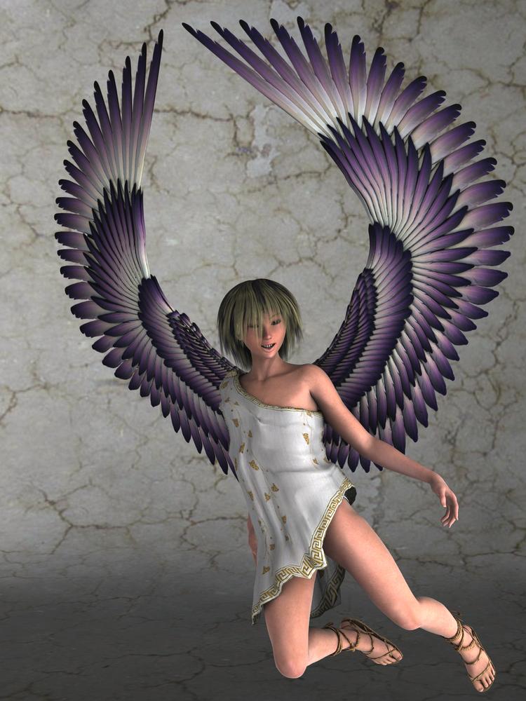 Angel of Rebirth - Sartorca by Cei-Ellem