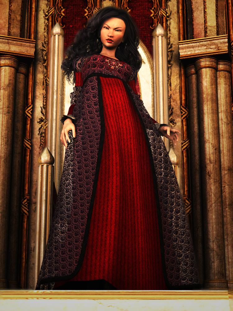Carmilla: Queen of the Cruenti by Cei-Ellem