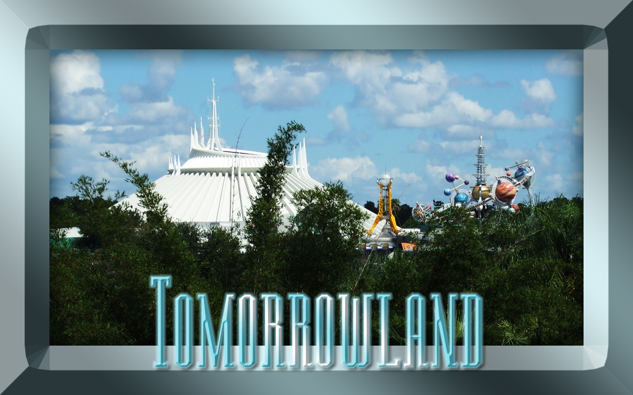 Tomorrowland WP by Cei-Ellem