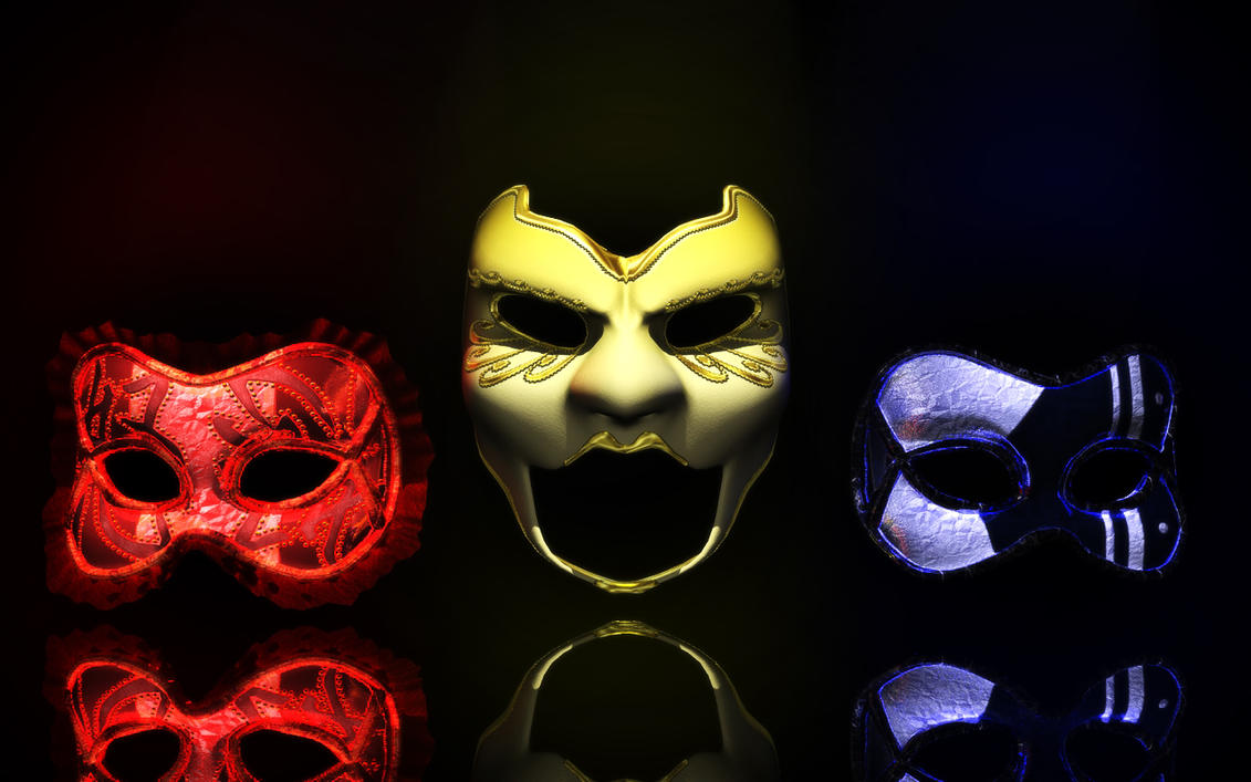 SC: Enlightened Masks WP by Cei-Ellem