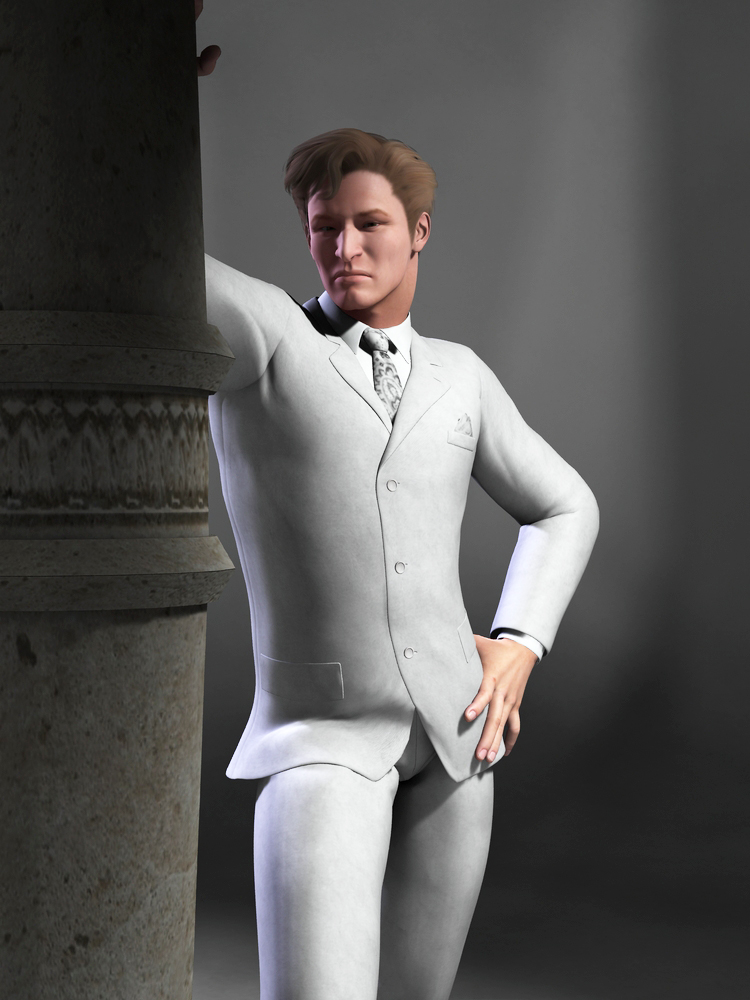 Portrait: Micah St. George by Cei-Ellem