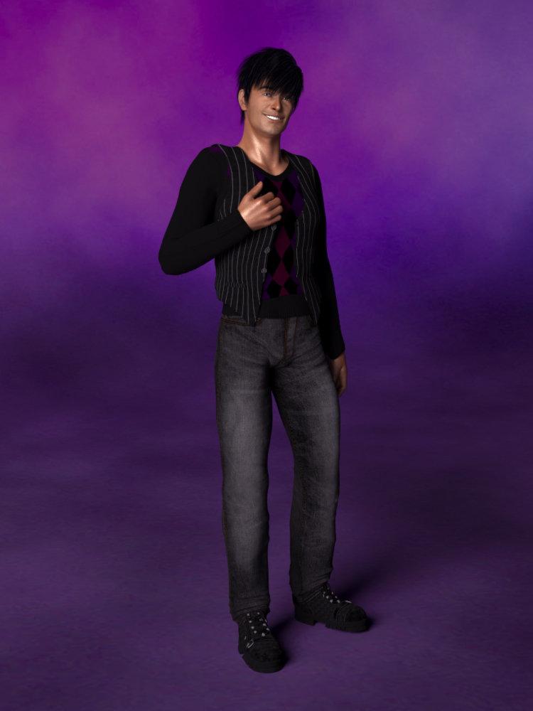 Portrait REDUX: Prescott Dasari by Cei-Ellem