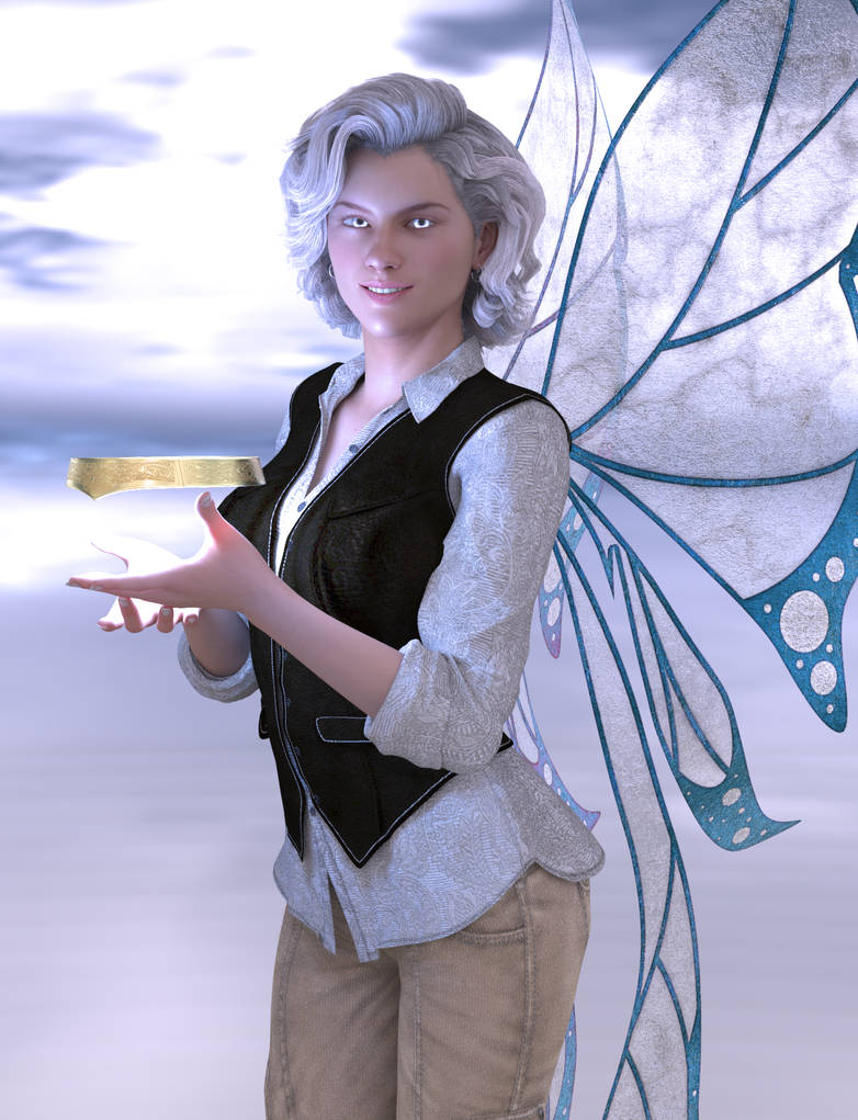 Faeborn: The Heir of Winter (Cover)