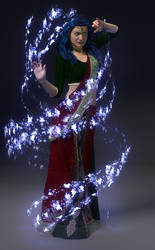 DnD Spellscar: Duchess Rose (Princess Zahara)