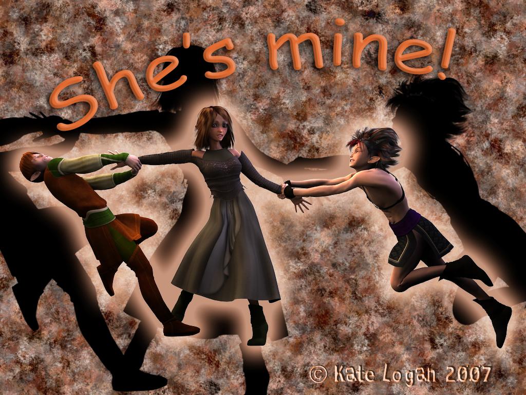 She's Mine WP by Cei-Ellem