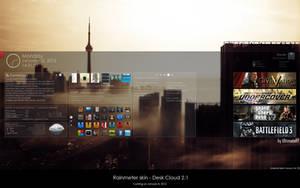 Desk Cloud 2.1 ::WIP2:: by UltimateRT