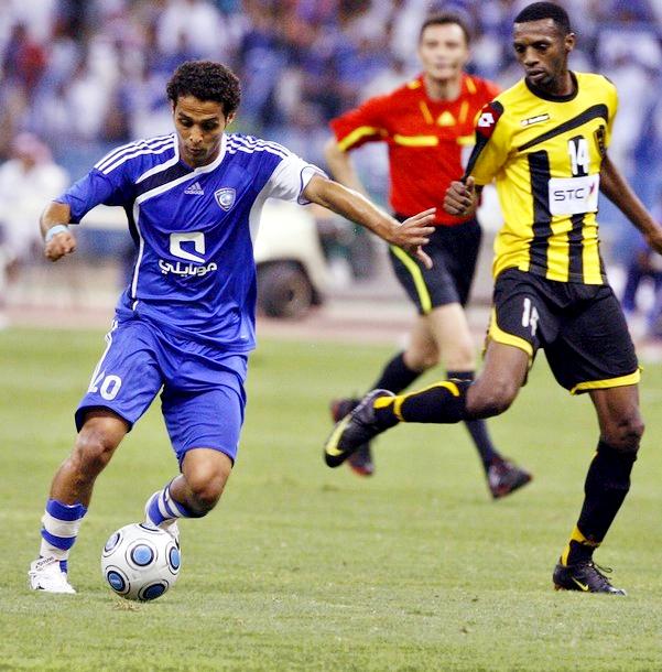 ياسر القحطاني 2010