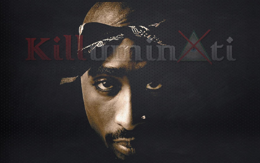 Killuminati 2Pac illuminati by jamaicavb