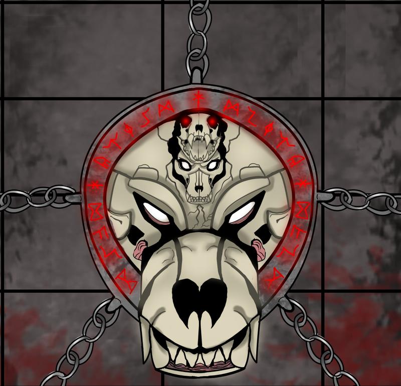 Hell's Beast by WendigoSkulls