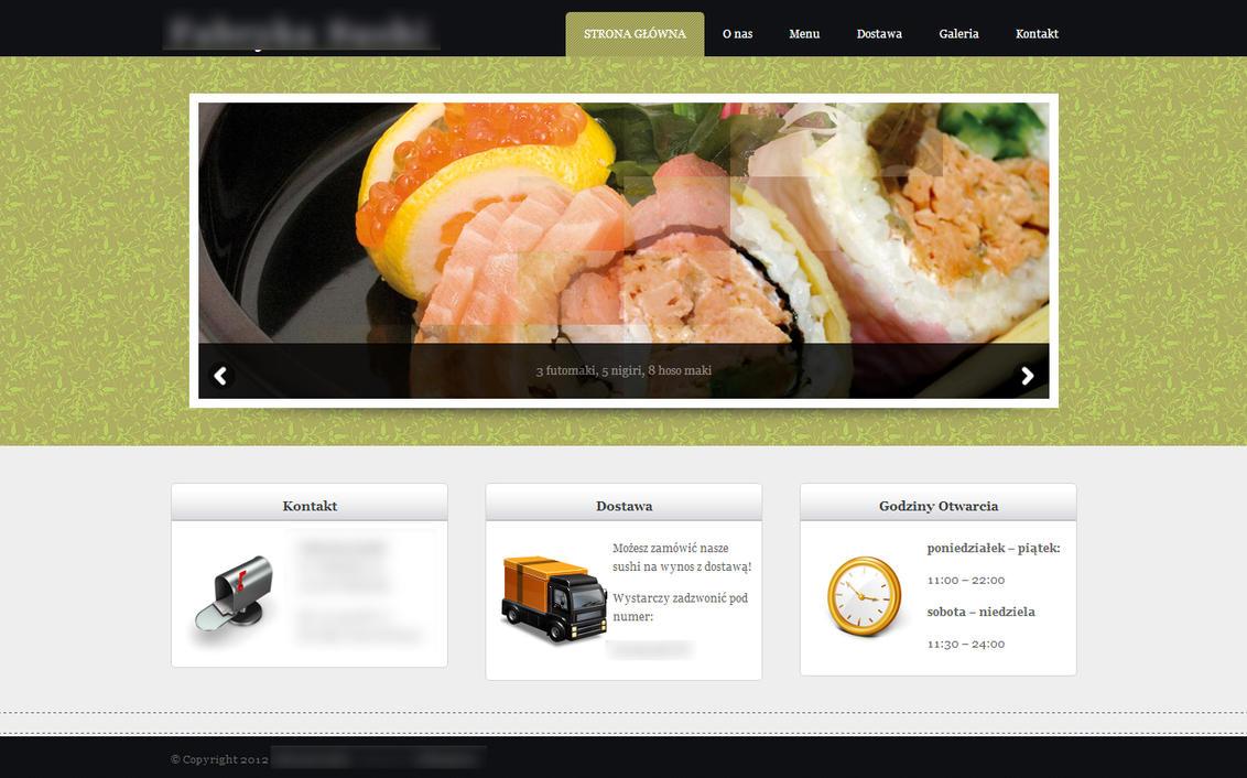 Sushi Bar by go-avi