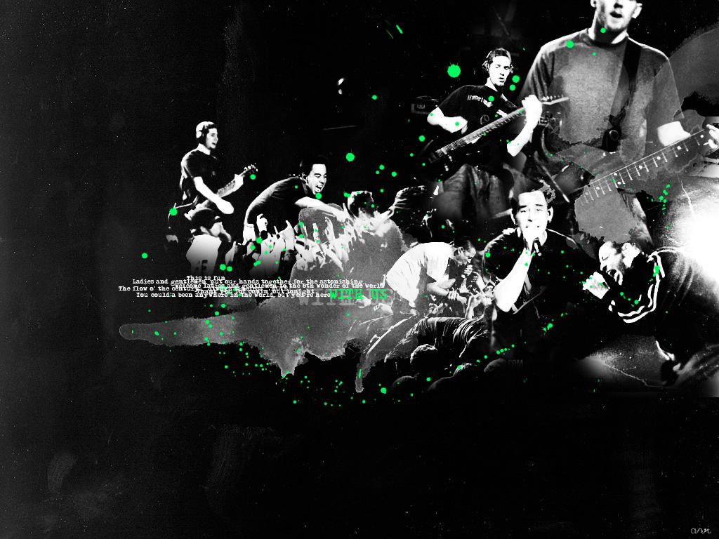 Linkin Park Wallpaper by ~go-avi on deviantART