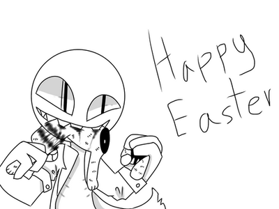 Happy Easter  by NNa113