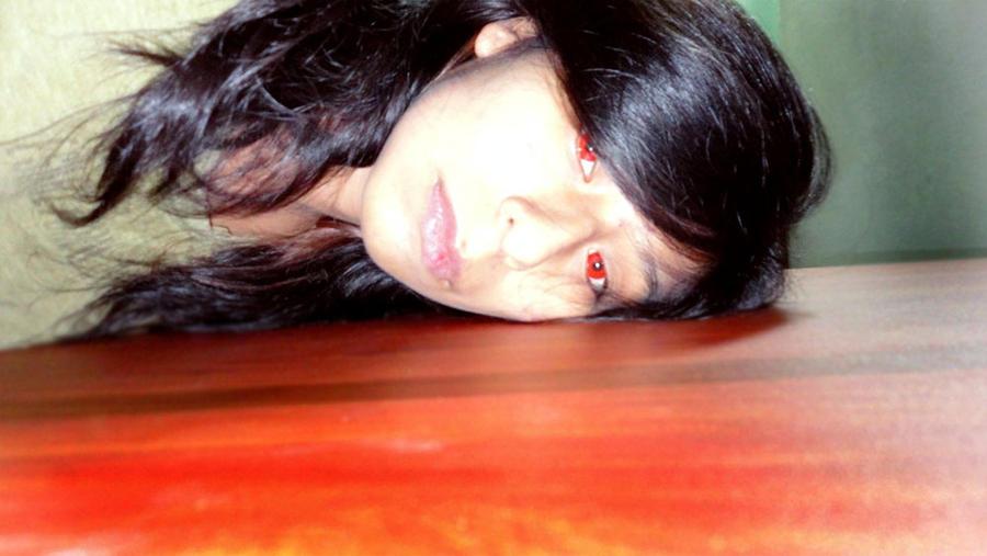 Sad Red Eyes By Ritashinigami On Deviantart