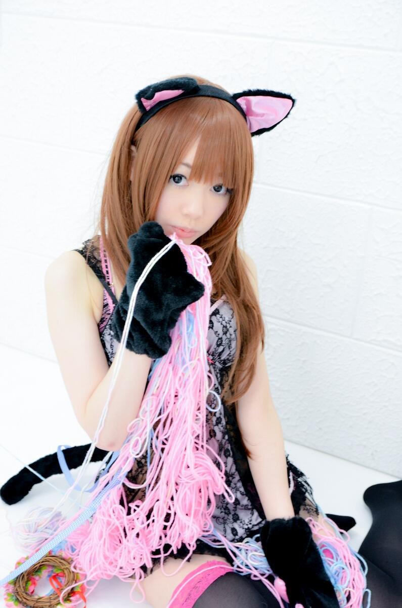Neko Cosplay Sample by Shiizuku