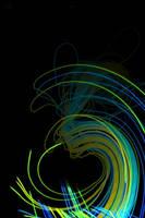 Neon Divination by Lumanaru