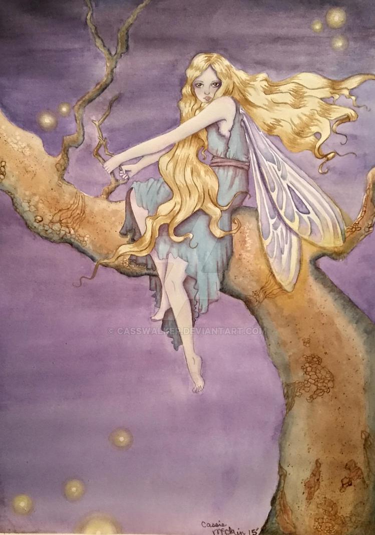 Tree Spirit by CassWalker
