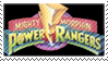 MM Power Rangers Stamp by Nessarie