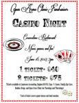 OAC - Casino Night Advert