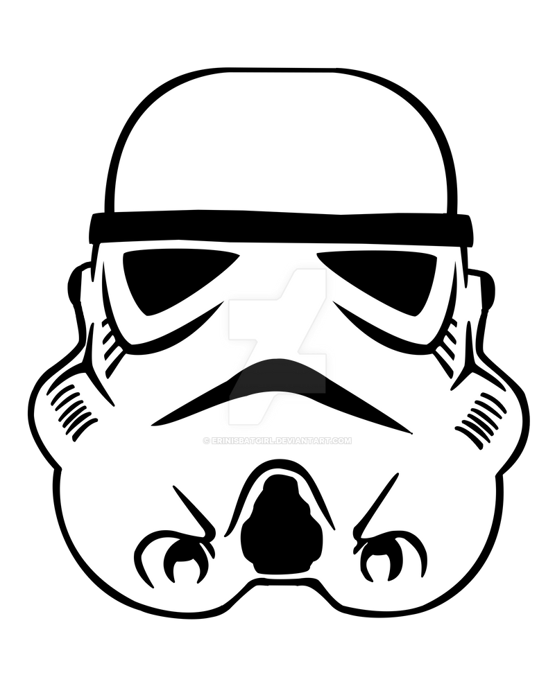 Transparent Stormtrooper By Erinisbatgirl On Deviantart