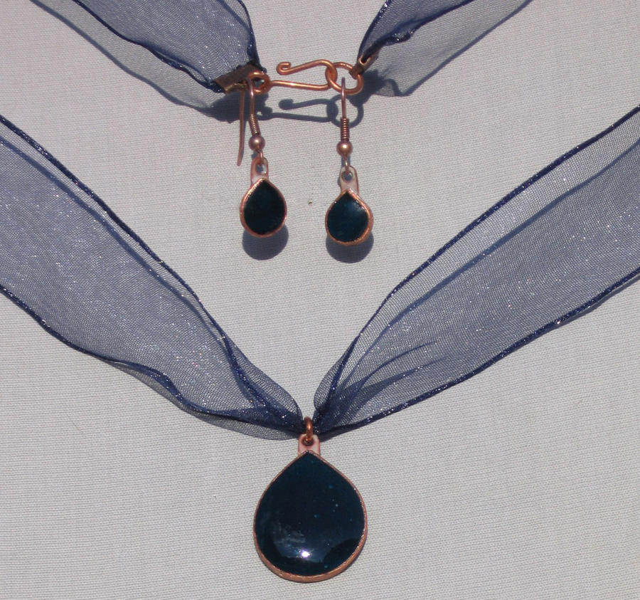 Turquoise Tears by Mandula