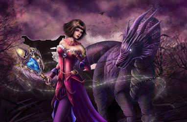Taming Tyrant's horse